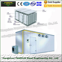 중국 자동적인 온도 제어 구조상 격리된 위원회 벽 & 지면 & 천장 협력 업체