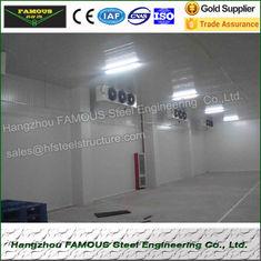 중국 포도에 의하여 냉장되는 저장을 위한 찬 방 장비에 있는 표준 도보 협력 업체
