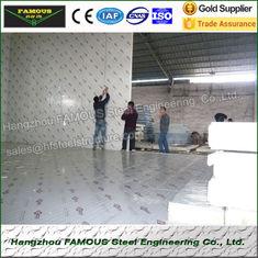 중국 산업 냉각 장비 및 PU 찬 방 위원회 950mm 폭 협력 업체