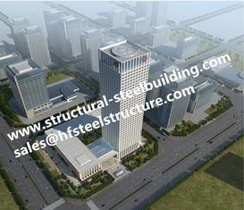 중국 고층 아파트 구획을 위한 조립식으로 만들어진 구조상 다층 강철 건물 협력 업체