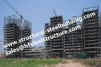 중국 강철 구조물을 위한 건축술에 의하여 디자인되는 설계된 다 층 강철 건물 협력 업체
