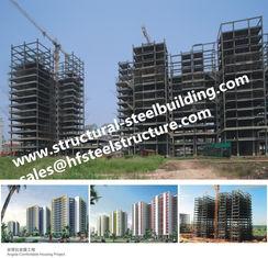 중국 아파트는 다 층 강철 구조물, 마천루 고층 강철 조립식 건물을 날조했습니다 협력 업체