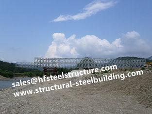 중국 도로 교량, 공도 교량 및 케이블 체재된 교량을 위한 구조 강철 교량 협력 업체