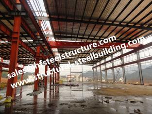 중국 조립식으로 만들고 전 설계된 건축 강철 산업 창고 건물 협력 업체