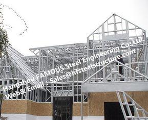 중국 아파트와 호텔을 위한 전 설계된 산업 다층 강철 건물 협력 업체