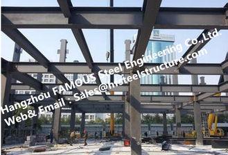 중국 아파트를 위한 조립식으로 만들어진 산업 다층 강철 건물의 큰 수요 협력 업체