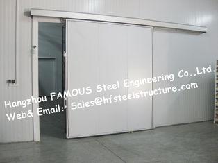 중국 폴리우레탄 패널로 만드는 찬 방 및 돌풍 냉장고에 있는 50mm, 100mm 간격 도보 협력 업체