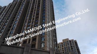 중국 아파트, 강철 조립식 건물을 위한 조립식으로 만들어진 산업 다층 강철 건물 협력 업체