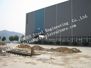 중국 작업장을 위한 란 유형 조립식으로 만들어진 산업 강철 건물에 의하여 용접되는 기술 협력 업체