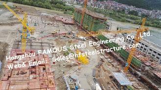 중국 까만 다층 강철 건물/고층 주거 건물은 디자인합니다 협력 업체