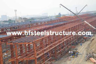 넓은 경간 산업 강철 건물 빛 강철 구조물 건물