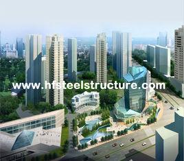 중국 OEM 산업 Sawing는, 갈아서, 구멍을 뚫어서 다층 강철 건물을 방수 처리합니다 협력 업체