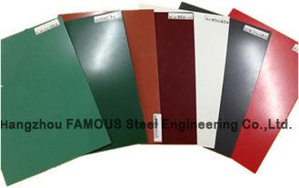 중국 PPGI PPGL 고성능은 지붕과 벽을 위한 강철 코일 아연 AZ 금속 합판 제품을 Prepainted 협력 업체