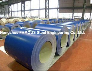 중국 PPGI PPGL는 강철 색깔에 의하여 입힌 강철 아연 AZ 중국 사람 제조자를 만드는 코일에 의하여 주름을 잡은 루핑을 Prepainted 협력 업체