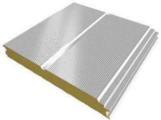 중국 물결 모양 강철판은 Galvalume 샌드위치 위원회 금속 루핑 장 EPS, PU를 Prepaint 협력 업체