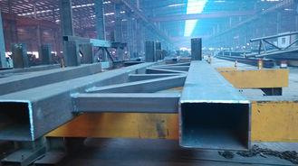 중국 강철 건물 구조 강철 FabricationsBy 직업적인 생산 라인 협력 업체