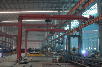 중국 조립식으로 만들어진 가벼운 구조 강철 제작 건축 건물 협력 업체