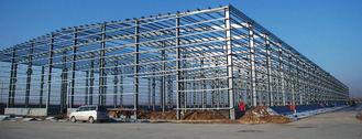 중국 산업 강철 건물을 위한 구조 강철 제작을 완료하십시오 협력 업체