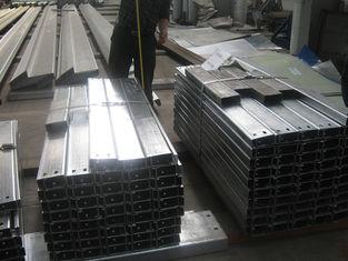 중국 지원 지붕 장을 위한 강철 구조물 직류 전기를 통한 강철 도리 협력 업체