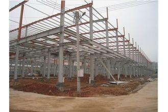 중국 조립식 사무실 건물, 강철 구조물 직류 전기를 통한 위원회를 가진 강철 짜맞추는 체계 협력 업체