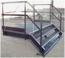 중국 Q235/Q345 구조 강철 날조자는 직류 전기를 통한 표면을 뜨겁 담겄습니다 협력 업체
