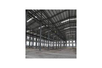 중국 벽 클래딩 위원회에 의해 덮는 직류 전기를 통한 구조 강철 제작 창고 건물 협력 업체