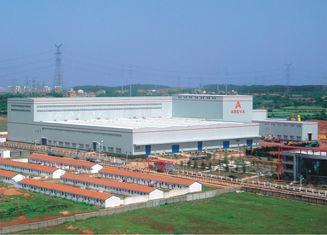 중국 산업 강철 빌딩 ASD/LRFD 기준을 창고에 넣기 위하여 예약하는 금속을 만드는 협력 업체