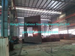 중국 강철 상자 광속 크기 6 x 4.5 x 3.2m를 가진 공항 전 기술설계 건물 협력 업체