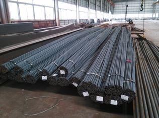 중국 뜨거운 회전에 의하여 지진 수용량 HRB500E 강화 강철 Rebar 협력 업체