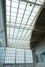 중국 주문 강철에 의하여 관 금속 트러스 건물 정면 관람석을 날조하고 경기장이 협력 업체