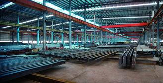 중국 전기 직류 전기를 통하곤, 그리는 강철 짜맞추는 체계, 구조상 강철 제품 계약 협력 업체