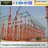중국 다 박공 경간 강철 프레임 건물에 의하여 조립식으로 만들어지는 ASTM 기준 공장