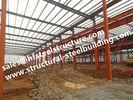 중국 창고 작업장을 위한 고강도 조립식으로 만들어진 산업 강철 건물 공장