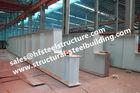 중국 Q345에 의하여 주문을 받아서 만들어진 가벼운 조립식 강철 건물 설계는 흘렸습니다 공장