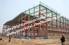 중국 전 그려진 산업 작업장 강철 구조물 S235JR 란 구조 공장