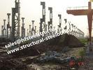 중국 강철 구조물 제조를 위한 무거운 강철 건축 산업 강철 건물 공장