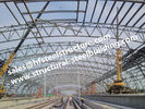 중국 강철 구조물 계약자 날조자 산업 강철 건축 EPC 공장