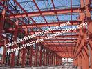 중국 문으로 산업 강철 건물 및 벽에 Windows를 지붕을 다는 금속 공장