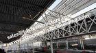중국 용접된 기술 산업 강철 건물 및 구조상 강철 프레임 건물 공장
