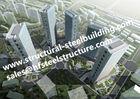 중국 낮은 매체 및 Hise 높은 다층 강철 건물/강철 조립식 건물 공장