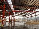조립식으로 만들고 전 설계된 건축 강철 산업 창고 건물