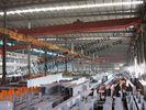 조립식으로 만들어진 산업 강철 건물, 창고를 위한 단 하나 경간 강철 구조상 건물