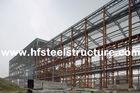 중국 작업장, 창고 및 저장을 위한 주문 구조상 산업 강철 건물 공장