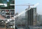 중국 아치 작풍 상업적인 강철 건물, 냉각 압연된 강철 경량 문맥 구조물 공장
