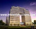 중국 플라스마 및 Oxyfuel 절단, 내화성 및 녹 증거 상업적인 강철 건물 회사