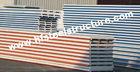 중국 EPS/PU 금속 루핑은 색깔 강철 샌드위치 위원회로 시트를 깝니다 회사