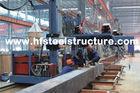 중국 음식과 다른 공정 공업을 위한 OEM에 의하여 직류 전기를 통하는 구조 강철 제작 공장