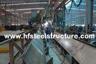 중국 깎고, 톱질하고, 갈고, 구멍을 뚫고 뜨거운 복각 직류 전기를 통한 구조 강철 제작 공장