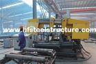 중국 용접하고, 제동하고, 구르고 전기 직류 전기를 통하곤, 그리는 구조 강철 제작 공장