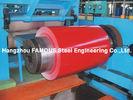 중국 건축 아연 알루미늄 Zn AZ를 위한 실리콘에 의하여 변경된 폴리에스테 SMP Prepainted 강철 코일은 강철 코일을 Prepainted 공장
